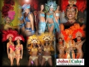 Caribbean Social Network Girls Wallpaper