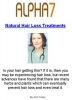 Natural Hair Loss Treatment (Natural Hair Loss Treatment)