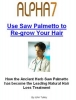 Sabal y P�rdida de Cabello (Saw Palmetto Hair Loss)