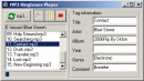 MP3 Ringtones Player
