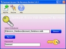 Advance MDB Password Recovery utility