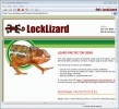 LockLizard Protector - secure web viewer