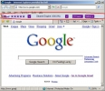 URank, IE toolbar for website rating