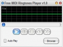Free MIDI Ringtones Player