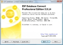 ESF Database Convert - Professional