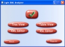 Light XML Analyzer