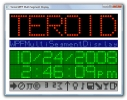 Teroid WPF Multi Segment Display