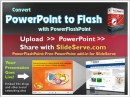 Convert PPT to Flash and Share It Free
