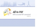 123FileConvert: All to PDF