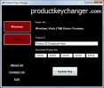 Product Key Changer & Viewer