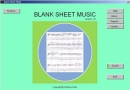 Blank Sheet Music
