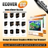 eCover Go - Online eCover Generator
