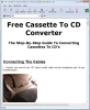 Free Cassette To CD Converter