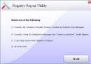 Registry Repair Utility