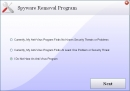 Spyware Removal Program