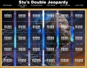 Stu's Double Jeopardy!