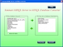 Convert MSSQL Database to MySQL Database