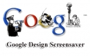 Google Design Screensaver