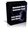 Homebuilt Wind Generator Power