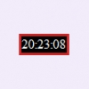 Web Page Clock