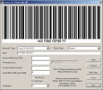 TBarCode/X: Mac/Linux Barcode Software