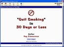 Quit Smoking in 30 Days or Less