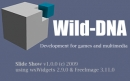 Wild-DNA Slide Show