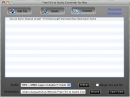 Free FLV to Audio Converter for Mac