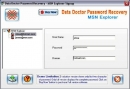 MSN Password Recovery Software
