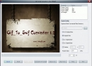 Gif To Swf Converter