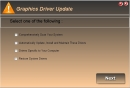Graphics Driver Update