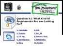 The Supplement Finder