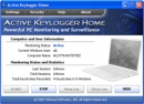 Active Keylogger Home
