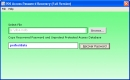 Recover MS Access Database Password