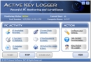 Active Key Logger
