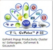 GoPoint Popup Productivity Cluster