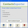 Convert Outlook Contacts to Gmail Contacts