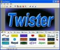 3D FontTwister text & button maker