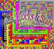 Balls Blocks and Stars Game