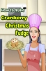 Cooking Game- Cranberry Christmas Fudge