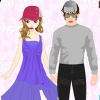 Dress Up Game: Ken and Barbie Dress Up