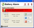 Battery Alarm