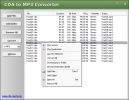 CDA to MP3 Converter