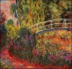 Claude Monet Painting Screensaver