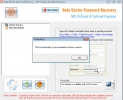 Recover Outlook pop3 Password