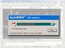 PDF to DWG AutoCAD plugin