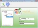 Restore Google Talk Password