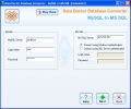 MySQL Database Migratation Software