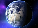 Planet Earth Screen Saver