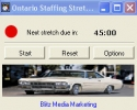 Ontario Staffing Strech Timer Mark Ress